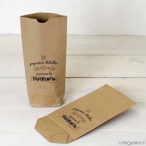 Kraft Bag Make a Difference
