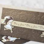 Wedding invitation that Caught You Cardnovel 32802 Stripe