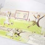 Hochzeitseinladung Fußball Cardnovel 32803 Detail