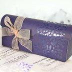 Invitación de boda cofre, Cardnovel 39237 cofre