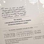 Invitación de boda rosas en nacar, Cardnovel 39228 texto